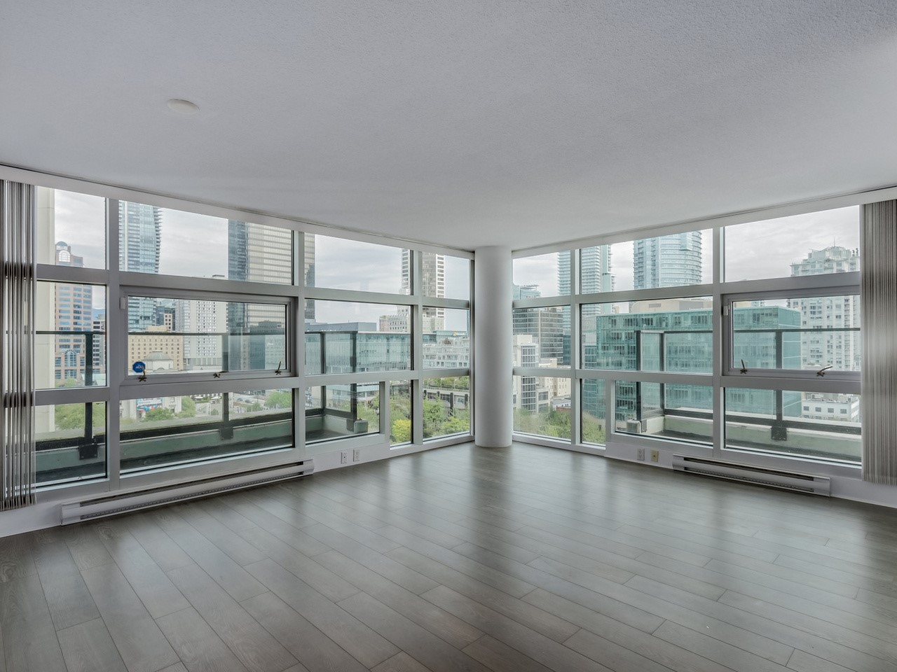 Vancouver investment property property sale news Floor to ceiling windows for sale