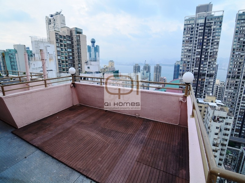 on the bathroom floor wah fai court sai ying pun property for rent qi homes 19796 | roof top 01