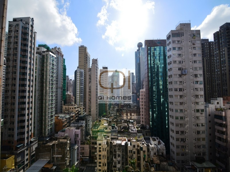 Apartments in 1 Kwai Heung Street
