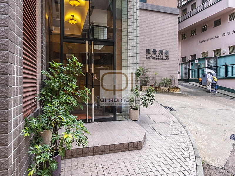 Apartments in 38 Tai Ping Shan Street