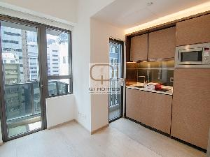 Apartments in 109 Wan Chai Road
