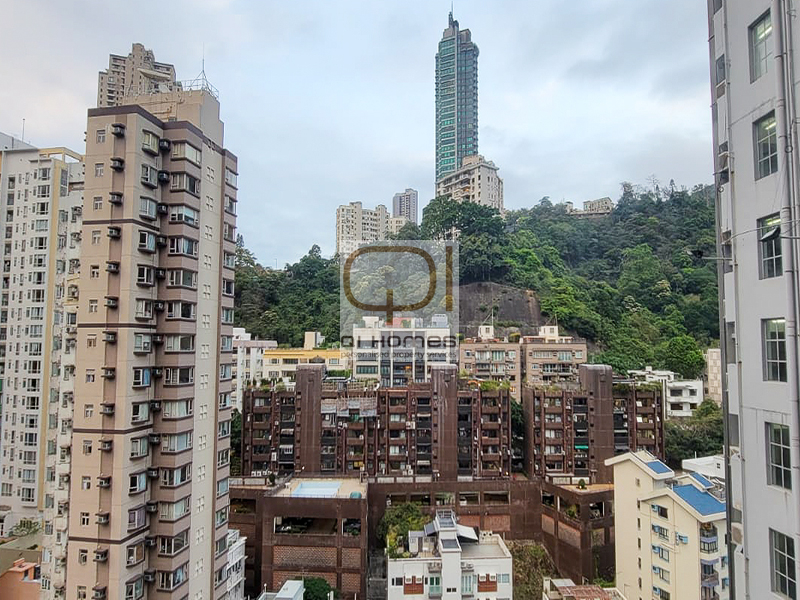 Apartments in No 8 Kwai Fong Street