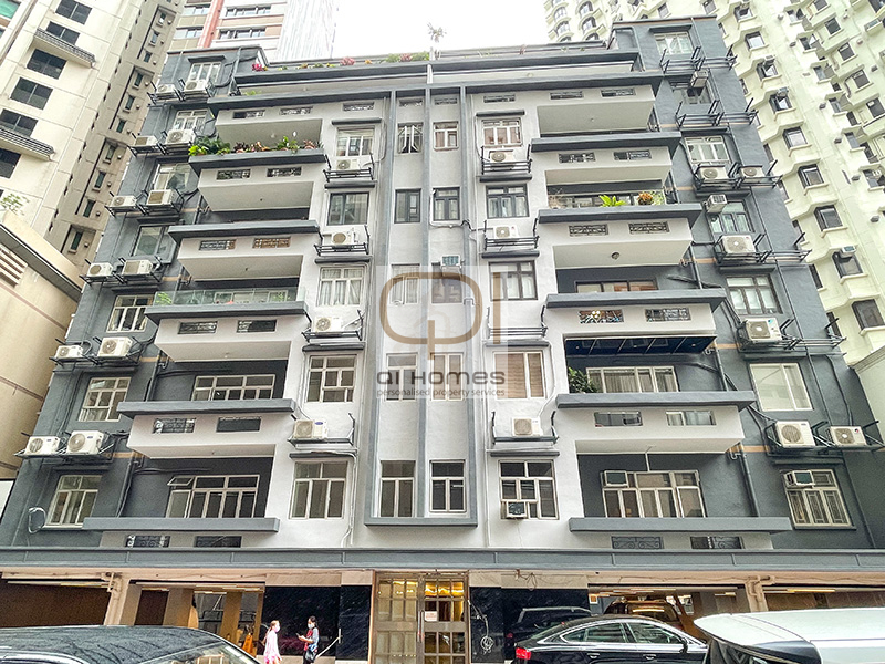 Apartments in 21-23 Macdonnell Road