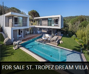 St Tropex Beach Villa for Sale