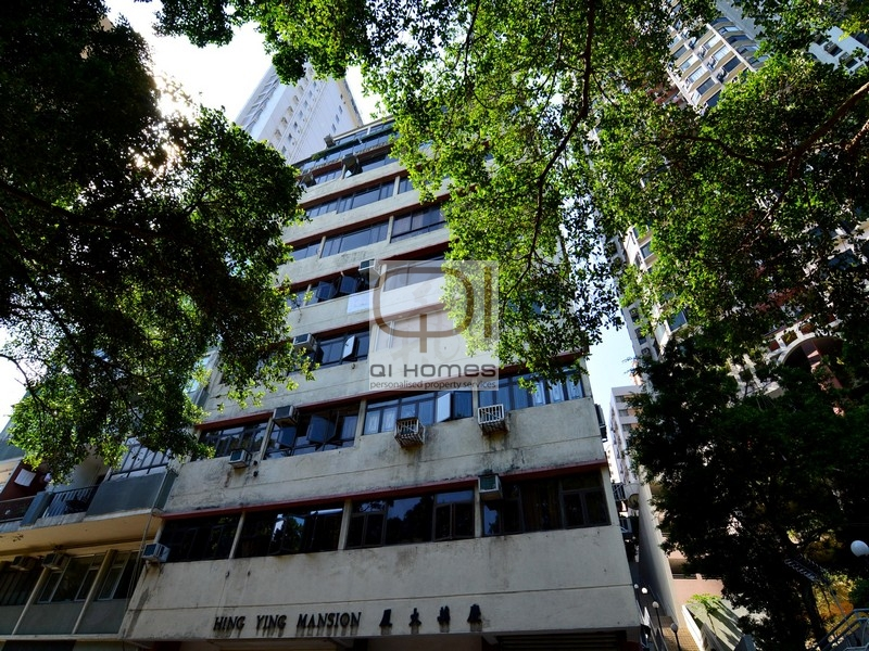 Hing Ying Mansion Mid Levels West Property For Rent Qi