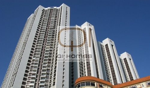Apartments in Tai Hang