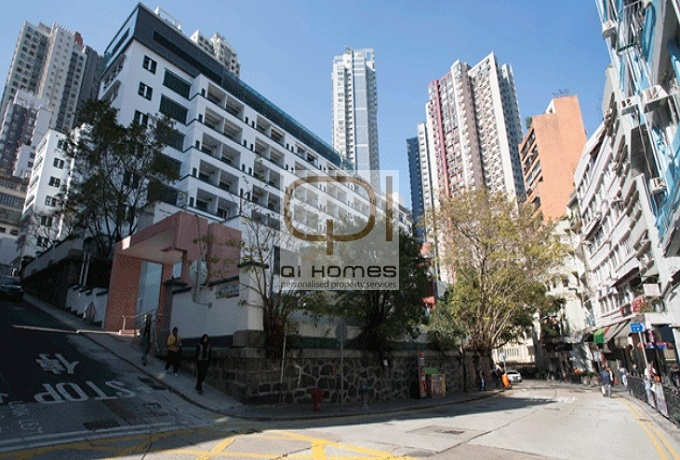 Apartments in Sheung Wan