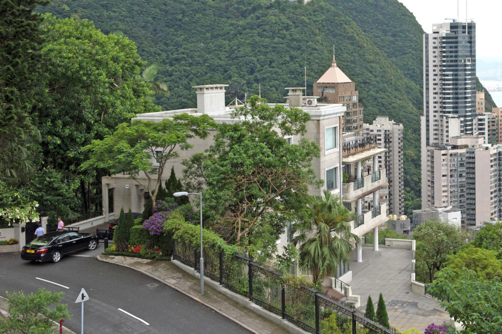 Billionaire Jack Ma Purchases Prime Peak Home