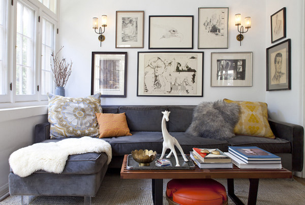 10 Sure Fire Ways to make a small space look bigger