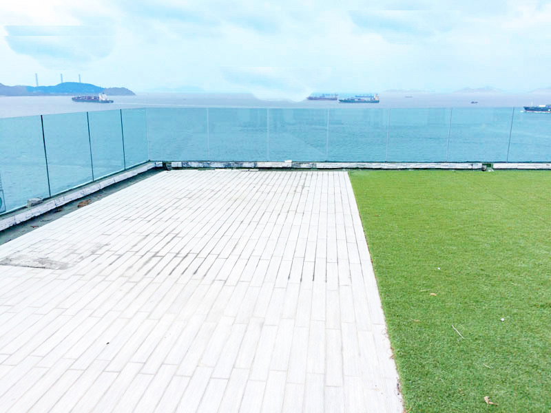 Unique Apartment with Roof Terrace in Pok Fu Lam