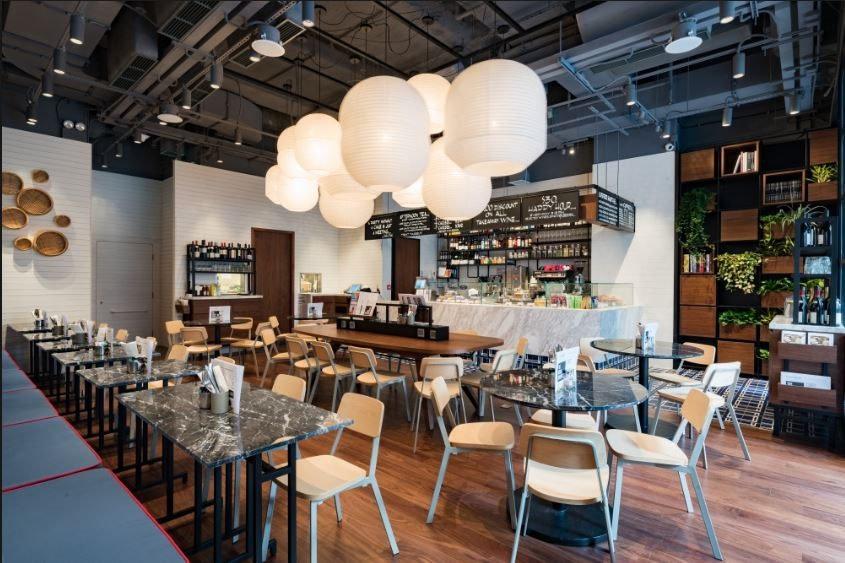 restaurant and cafe in Sai Ying Pun