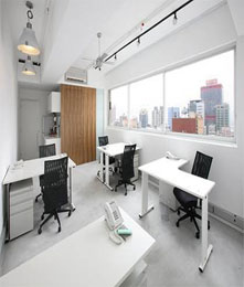 Izi - Central, Serviced Offices1