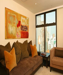 Shama Wanchai Serviced Apartments1