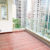 Colonial Low Rise with Huge Balcony Steps from Escalator For Lease